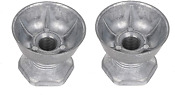 8066184 Whirlpool Maytag Kenmore Dryer Motor Pulley New 2 Pack