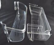 240323002 For Frigidaire Refrigerator Door Bar Bin Shelf Ps429725 New 2 Pack
