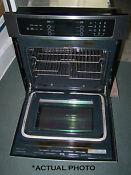 Jmw9527das30 Jenn Air 27 Wall Oven Multimode Convection System No Microwave