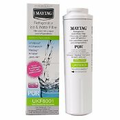 Maytag Pur Refrigerator Cyst Water Filter 4 Ukf8001 Edr4rxd1 And 4396395 New