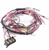 New Electrolux Washer Wire Harness 137334400