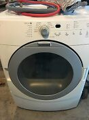 Kitchen Aid Front Loading Electric Dryer White