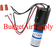 3 N 1 Hard Start Kit Relay For Refrigerator Freezer 115v Ap Rco410 Capacitor