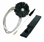 Bpck Dryer Vent Venting Duct Cleaning Lint Trap Removal Brush Vacuum Kit