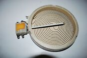 Frigidaire Kenmore Tappan Range Surface Element 316010205 Model 165n8 L6056r