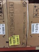 Pgp976detww Ge Profile 36 Gas Cooktop White In Box
