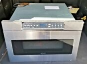 Sharp Smd3070as Microwave Drawer Oven 30 Stainless Steel