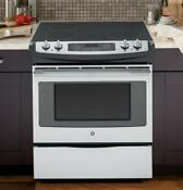 Ge Js630sfss 30 Inch Slide In Electric Range