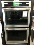 Jjw3830ds Jennair 30 Double Wall Oven Stainless Steel Display Model