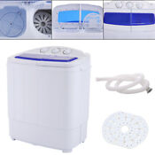 Compact Portable Mini Washing Machine Compact Twin Tub Washer Spin Spinner