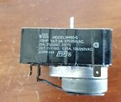 Whirlpool Stackable Dryer Timer 3399634a 3399634