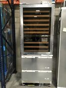Iw30rrh Subzero 30 Tall Wine Cooler Right Hinge Panel Ready New Out Of Box