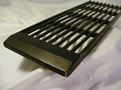 Jenn Air Cooktop Vent Grate Black Center Grill