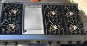 48 Viking Vgrt4806gss Rangetop Cooktop Local Pickup Ct Ny Nj Area
