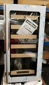 New Out Of Box U Line Uline 15 Refrigerated Wine Captain Chiller Cellar