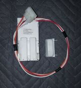 Ge Washer Lid Switch Complete With Lid Magnet Wh12x10333