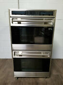 Wolf 30 Built In L Series Double Oven Do30u S