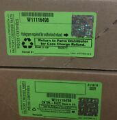 Whirlpool W11116498 Washer Electronic Control Board