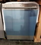 New Out Of Box Ge Monogram 24 Stainless Steel Dishwasher Zdt915ssjss