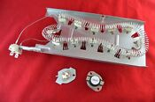 Wp 3387747 And 279769 Dryer Heating Element Kit New