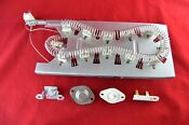 3387747 279973 3392519 8577274 Duet Dryer Heating Element Thermal New