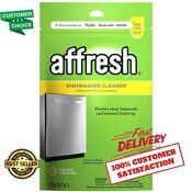 Affresh Dishwasher Cleaner Disinfectant Remove Penetrate Odors 6 Tablets No Tax