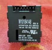 Whirlpool Washer Temperature Switch Part W10184148