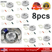 285785 Washer Washing Machine Transmission Clutch Fit Whirlpool 8 Packs New