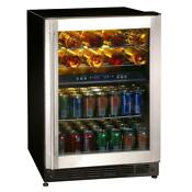 Magic Chef Mcwbc77dzc 16 Bottle 77 Can Dual Zone Wine And Beverage Cooler