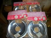 Ge Hotpoint Set Of 4 Electric Range Reflector Drip Pans