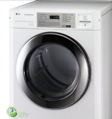 Lg 27 Commercial Single Card Gas Dryer Small Apartment Residential Gd1329cgs