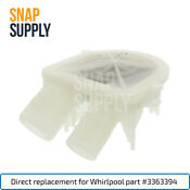 Snap Supply Washer Pump For Whirlpool Directly Replaces 3363394