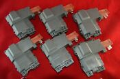 131763202 Washer Door Lock Switch Assembly For Frigidaire Electrolux 6 Pack