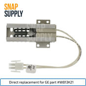 Snap Supply Oven Range Igniter For Ge Directly Replaces Wb13k21