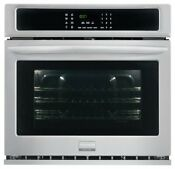 Frigidaire Gallery Fgew3065pf 30 Stainless Steel Electric Convection Wall Oven