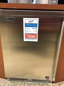 Hp24ds31l Perlick 24 Wine Cooler Left Hinge Solid Stainless Door Display Model