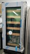 New Out Of Box U Line 1000 Series Wine Captain 15 Built In Stainless Steel