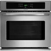 Wall Oven Frigidaire 30in Built In Single Electric Stainless Steel Ffew3025ps