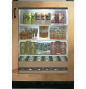 Ge Monogram Zdbi240hii Panel Ready Beverage Center