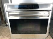 Wolf So30f S Single Wall Oven L Series Stainless Steel Display Unit