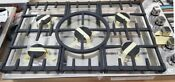 New Out Of Box Fisher Paykel 36 Stainless Steel Cooktop Rangetop 5 Burner