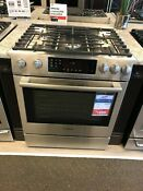 Hgi8056uc Bosch 30 Slide In Gas Range New Out Of Box