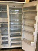 Shelf Kitchenaid Refrigerator Parts Model Ksss42fmx01 Used Working Built In 42