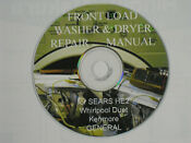 How To Repair Washer And Dryer Sears Kenmore He2 Whirlpool Duet