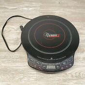 Nuwave Precision 2 Portable Induction Cooktop Model 30151 Ar