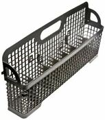 Silverware Basket Compatible With Kitchenaid Whirlpool Dishwasher 8531288