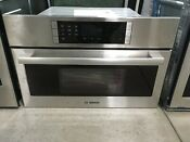 Hslp451uc Bosch Benchmark Series 30 Convection Steam Oven