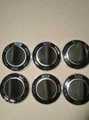 Ge Vintage Stove Knob Set Of 6