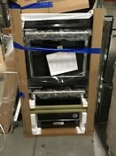 Kode507ebl Kitchenaid 27 Black Double Wall Oven New Out Of Box