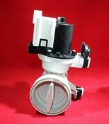 Drain Pump Compatible With Whirlpool Washer W10730972 W10117829 W10130913
